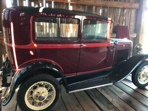 1931 model a 2 door