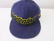Undefeated New Era 59 Fifty Baseball Ball Cap Hat 7 3/4 Lakers purple yellow