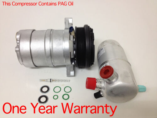 5.7L A//C COMPRESSOR KIT PART#57955. 1994-1996 CHEVY IMPALA// CAPRICE 8 CYL  3.4L