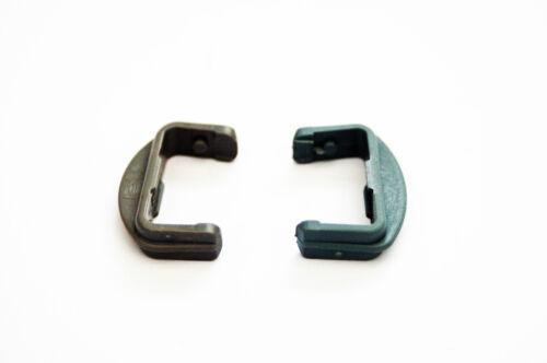 Pack de 2 pièces cadeau Pour lave-vaisselle Beko panier Front Rail Cap 1ST CLASSE POST