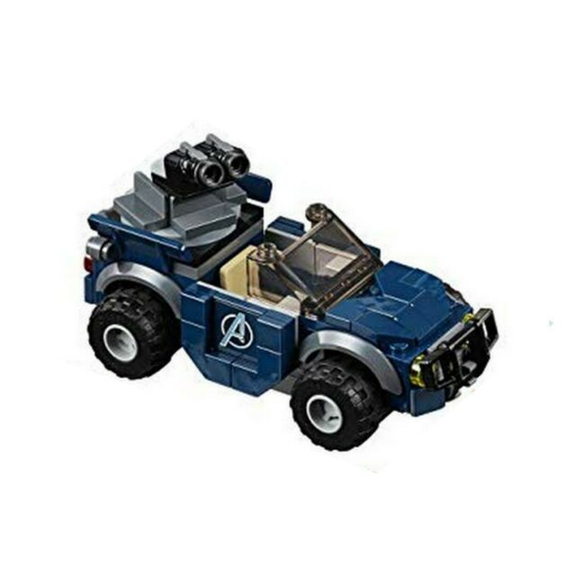 Lego Avengers offroader from set 76131 w/instructions ...