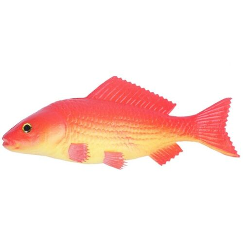 8.7 inch Fake Red Carp Artificial Fish Decoration for Home Party Display T6R2