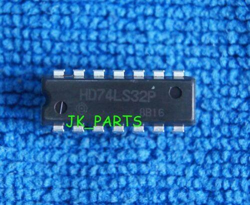10PCS HD74LS32P 74LS32 SN74LS32N DIP HITACHI