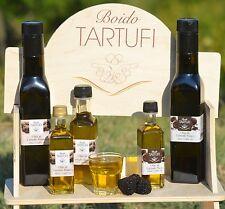 Olio aromatizzato al Tartufo Gocce di Tartufo Bianco ml 100