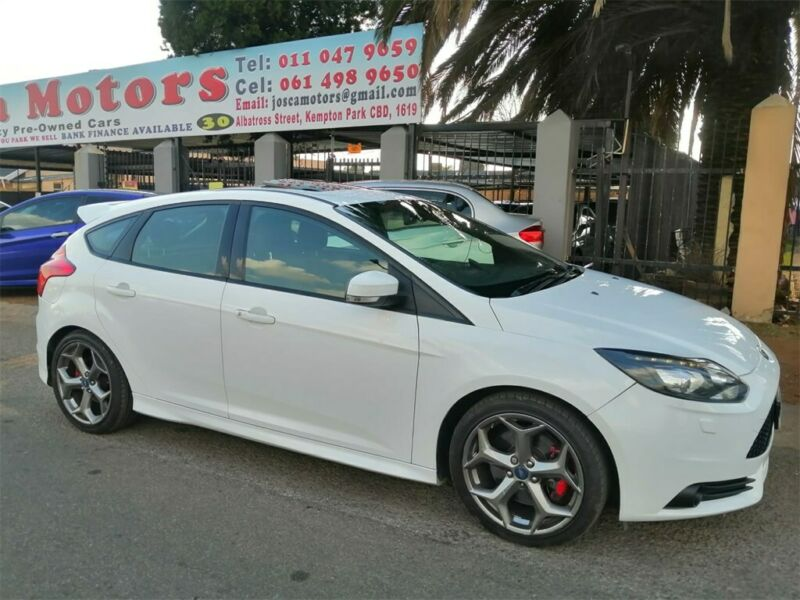 2015 Ford Focus ST 2.0 EcoBoost ST3 for sale!