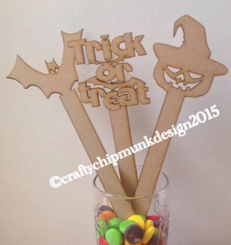 Halloween Sweet Stick Pack de trois comme sur la photo 280mmx80mm 3 mm