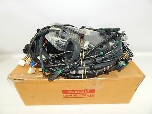 new oem isuzu 4jh1 tc engine cable wiring harness 8973851410 8 image is loading new oem isuzu 4jh1 tc engine cable wiring