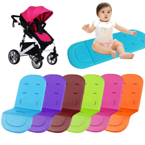 Universal Baby Kids Stroller Pram Pushchair Car Seat Liner Pad Soft Cushion