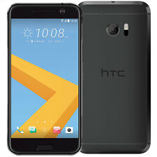 NEW HTC 10 One M10h 32GB 5.2'' 12MP 4G (FACTORY UNLOCKED) 32GB Carbon Gray
