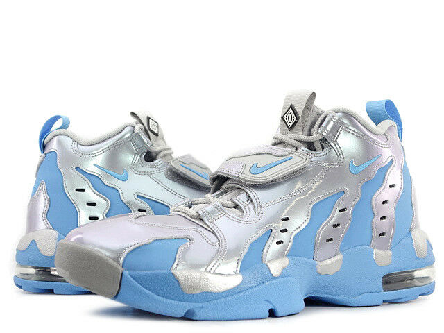 465020c96e56e8 Nike Air DT Max 96 Men s High Top SNEAKERS Metallic Silver - Size 8 US for  sale online