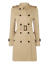 Trench-Giacca-Giubbotto-Aquascutum-London-Donna-Women-Franca-Db-Rainwear-Camel miniatura 1