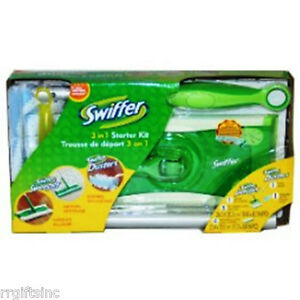 Swiffer Sweeper 3 In 1 Starter Kit Clean Kitchen Bathroom