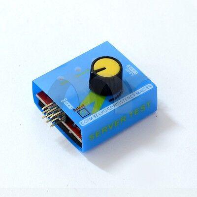 3CH Multi ECS RC Servo Consistency CCMP Master Speed Controler Tester Checker