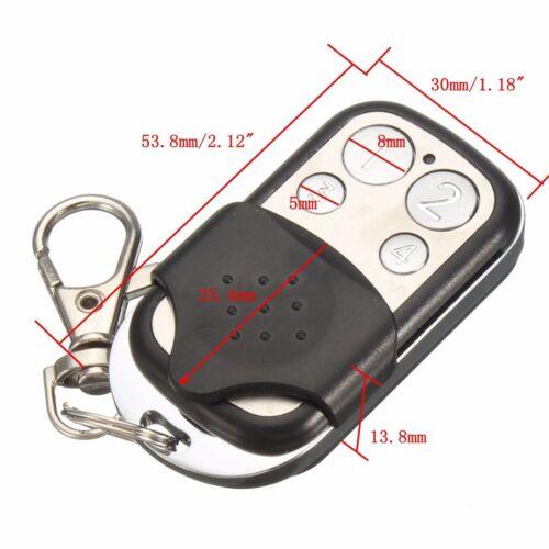 433.92MHz Garage Gate Remote Control For Comfort 220 250 252 Digital 302 304