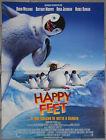 Affiche HAPPY FEET George Miller WARREN COLEMAN 40x60cm