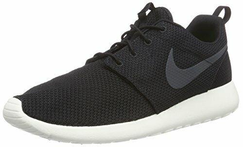 0c6df287e8cfe Nike Roshe One Sz 8 Black Sail Anthracite White 511881 010 for sale online
