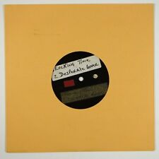 "Dub Specialist ""Rocking Time Version/Drum Song Version"" Reggae 10"" Acetate mp3"