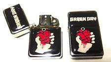 """Green Day"" - Accendino Tristar - Tristar Lighter - Encendedor Tristar"