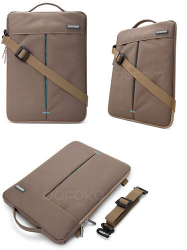 for fit surface pro 3,Pro 4,pofoko shoulder bag carry case pouch sleeve cover