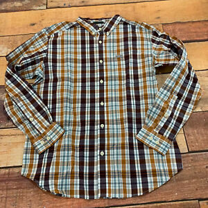 COLUMBIA-Rapid-Rivers-II-Long-Sleeve-Plaid-Shirt-Button-MENs-Large-New-NWT-B209
