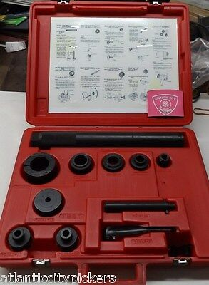 FORD ROTUNDA OTC TOOL T85T-1000-A ESSENTIAL TRUCK SERVICE TOOLS SET COMPLETE!!!