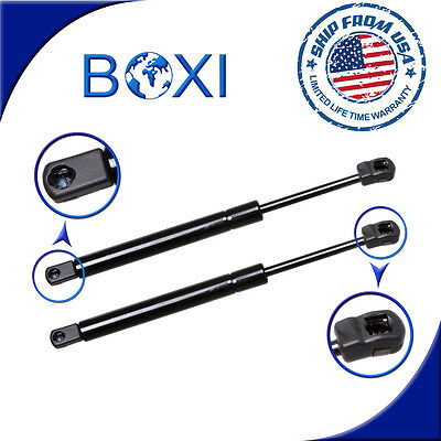 2Qty Front Hood Shock Spring Lift Support Prop For Chevrolet Camaro 1998-2002