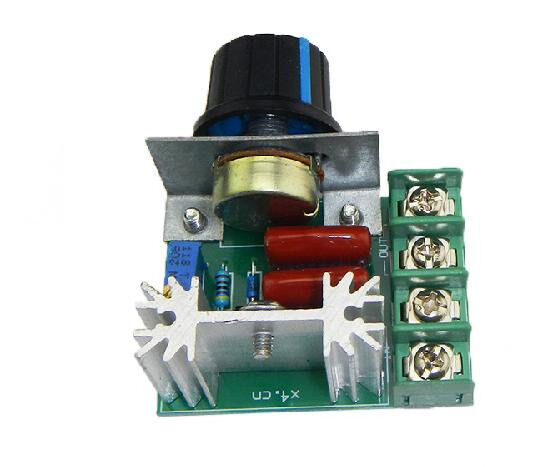 1pcs 2000W SCR Motor Speed Controller Voltage Regulator Module Modulation good