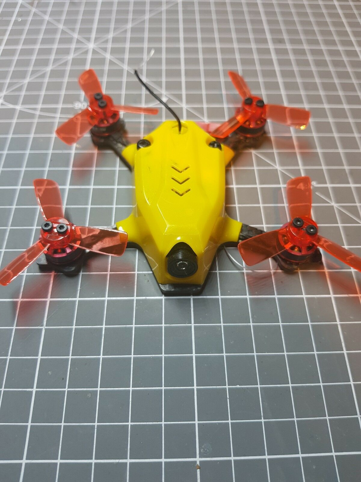 KINGKONG LDARC 95GT 95mm RC FPV Racing Drone with F3 4in1 10A Blheli_S 25mW 16CH