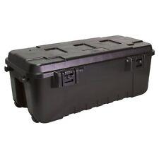 Item 2 Mobile Black Storage Trunk 108qt Sport Tote W/ Latch Heavy Duty  Plastic Casters  Mobile Black Storage Trunk 108qt Sport Tote W/ Latch Heavy  Duty ...