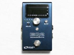 Used Source Audio SA270 EQ2 Programmable EQ Guitar Pedal