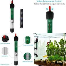 Uniclife 200 W Submersible Aquarium Heater HT-6200 with Thermometer for 50 Gallon Fish Tank