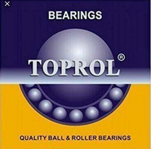 "6201-8-2RS Sealed Bearing 1//2/"" Inch x 32mm x 10mm Ball Bearings 6201-1//2"