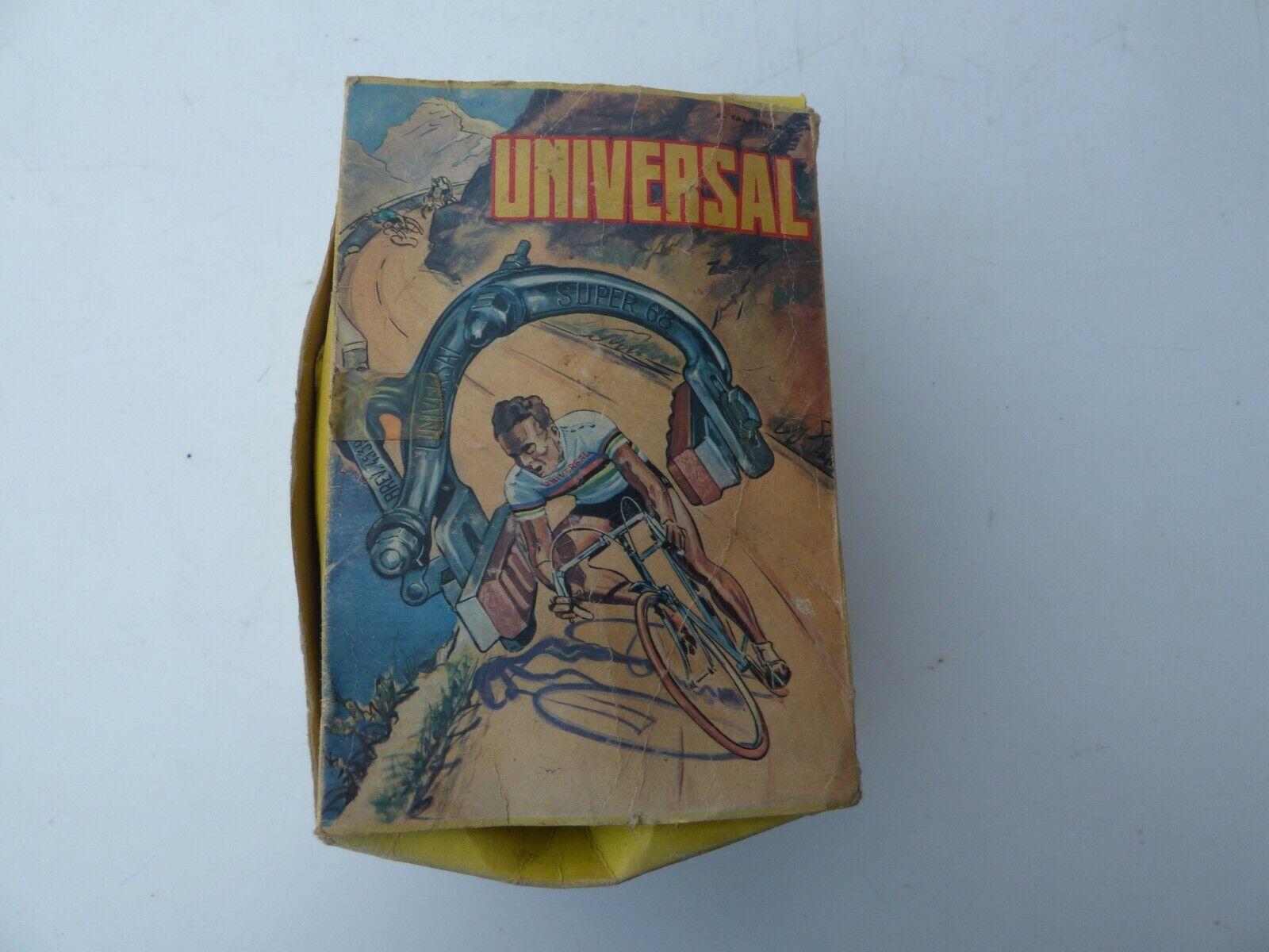 UNIVERSAL  MODEL SUPER 68 BRAKE SET - NOS - NIB  comfortable