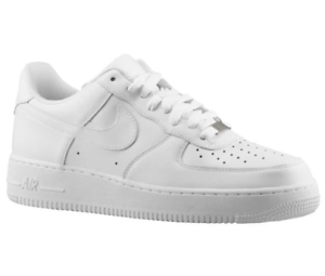 Nike Air Force 1 Low - White - 15122111 - Size 14
