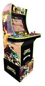 Arcade-1up-Teenage-Mutant-Ninja-Turtles-Arcade-Cabinet-Multi-Player-Retro-Games
