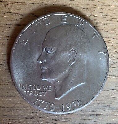 liberty 1776 to 1976 one dollar coin