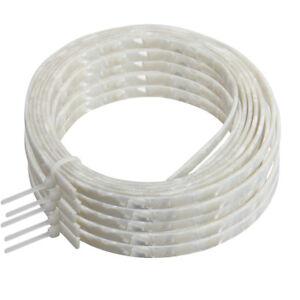 5-Pcs-Guitar-Binding-Purfling-Strip-Celluloid-1650-x-5mm-White-Pearl-1-5mm-Thick