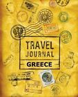 Travel Journal Greece by Vpjournals (Paperback / softback, 2015)