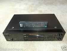 Sony mds-jb980 high-end MiniDisc grabador, NetMD, MDLP, bien cuidadas, 2j. garantía
