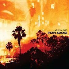 ADAMS RYAN - ASHES & FIRE -  CD  NUOVO