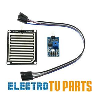 Rain-Sensor-Water-Raindrops-Detection-Module-for-Arduino-Raspberry-Pi-UK-SELLER