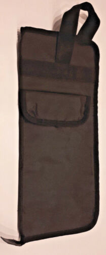 Stickbag Schwarz mit Außentasche Sticktasche Stocktasche Adam Hall