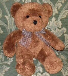 FidèLe Peluche Orsetto Bruno Marrone 30cm Orso Originale General Trade Brown Bear Plush Bas Prix