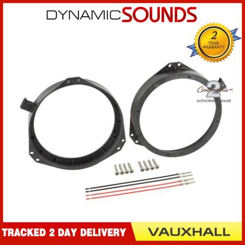CT25VX01-SPC Car Speaker Adaptor with Speaker Connectors for Vauxhall
