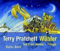 Wuehler-Teil-2-der-Nomen-Trilogie-von-Terry-Pratchett-4-CDs-Lesung-NEU