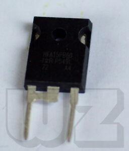 1-x-HFA15PB60-Ultraveloce-Morbido-Recupero-Diodo-600V-15A-19ns-di-Dt-Tipo
