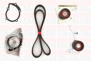 Timing Cam Belt and Water Pump Kit Cam for PEUGEOT 406 1.9 XUD9SD//XUD9TE FAI