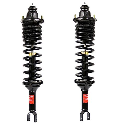 Pair Set of 2 Rear Monroe Strut and Coil Spring Kit For Honda Accord Sedan Coupe