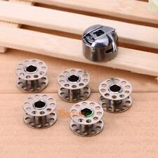Household Industrial Sewing Machine 1pc Bobbin Case 5pcs Bobbins #orp