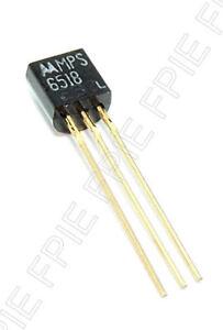 MPS6518-PNP-Transistor-Motorola
